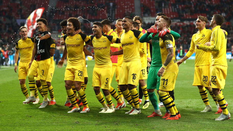 Bayer Leverkusen 2-4 Borussia Dortmund: BVB Come From Behind to Secure Top Spot