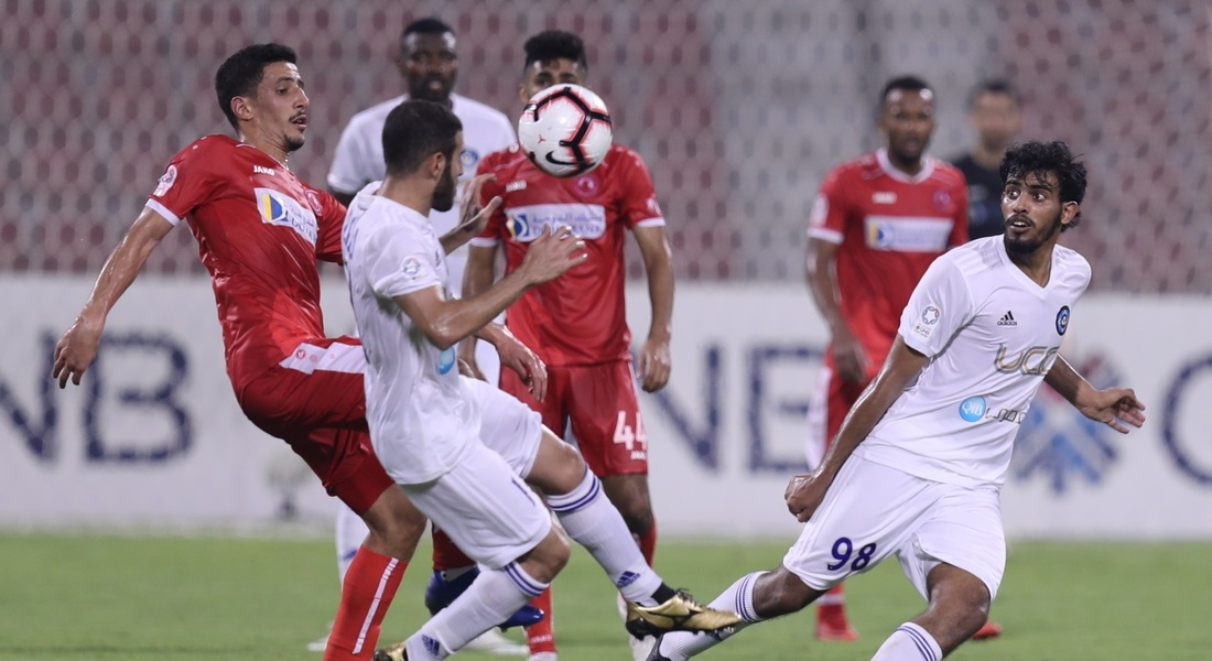 QNB Stars League Week 7 — Al Arabi 0 Al Sailiya 2