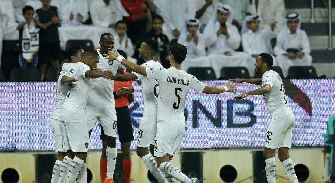 QNB Stars League Week 6 — Al Sadd 5 Al Rayyan 0