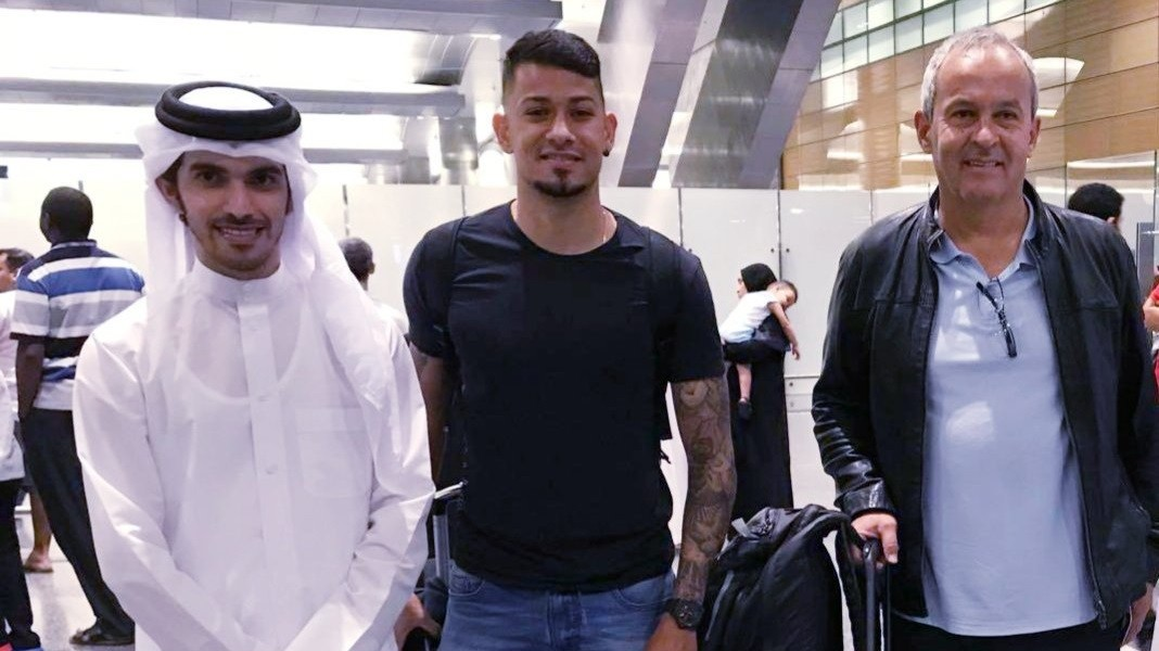 Al Rayyan's new recruit Lucca clears medical