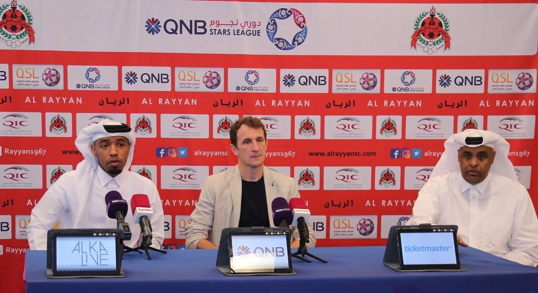 We seek a strong comeback: Al Rayyan coach Rodolfo