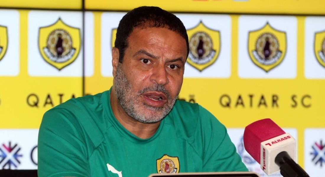Qatar SC dismiss Abdulla, name Al Noobi as coach