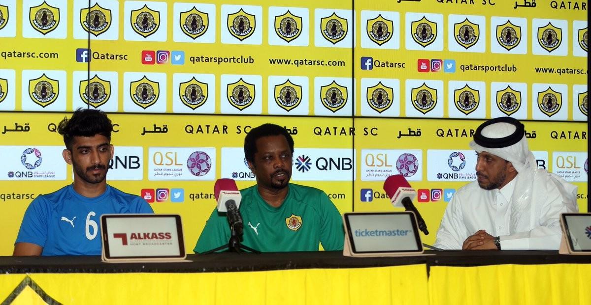 We seek some positive results: Qatar SC coach Al Noobi