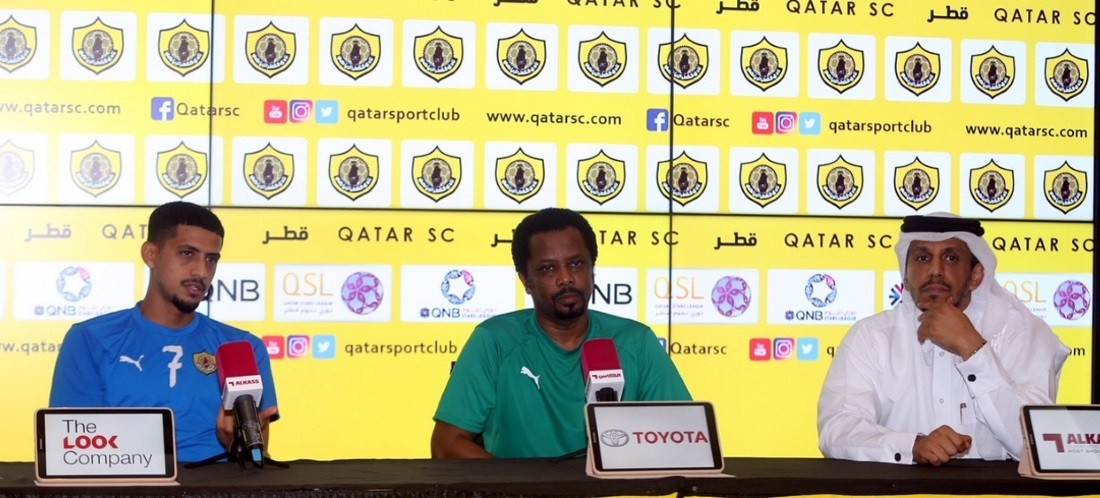 We will do our best: Qatar SC coach Al Noobi