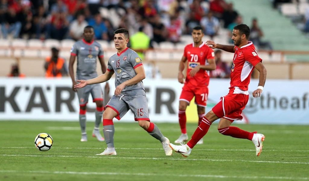 Al Duhail go down fighting to Persepolis