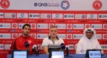 We are seeking a positive result: Al Arabi coach Bonacic