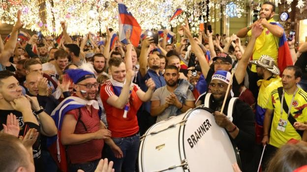 World Cup 2018: Were 'perfect hosts' Russia misjudged?