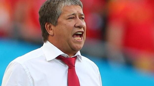 World Cup 2018: Panama manager Hernan Dario Gomez resigns