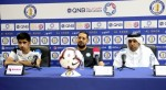 We're working hard to wriggle out of situation as we face Qatar SC: Al Khor coach Omar