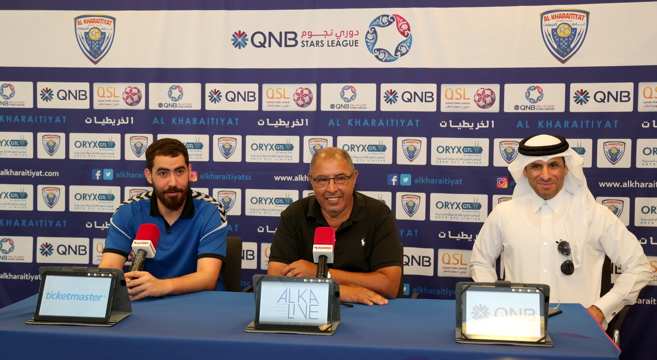 My focus is on arresting the losing streak: Al Kharaitiyat coach Al Amri