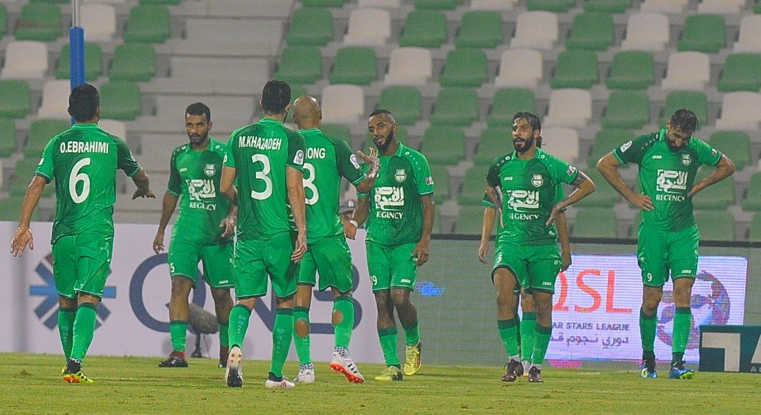 QNB Stars League Week 5 — Al Ahli 3 Al Kharaitiyat 2