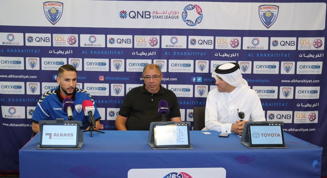 Our performance has improved: Al Kharaitiyat coach El Amri
