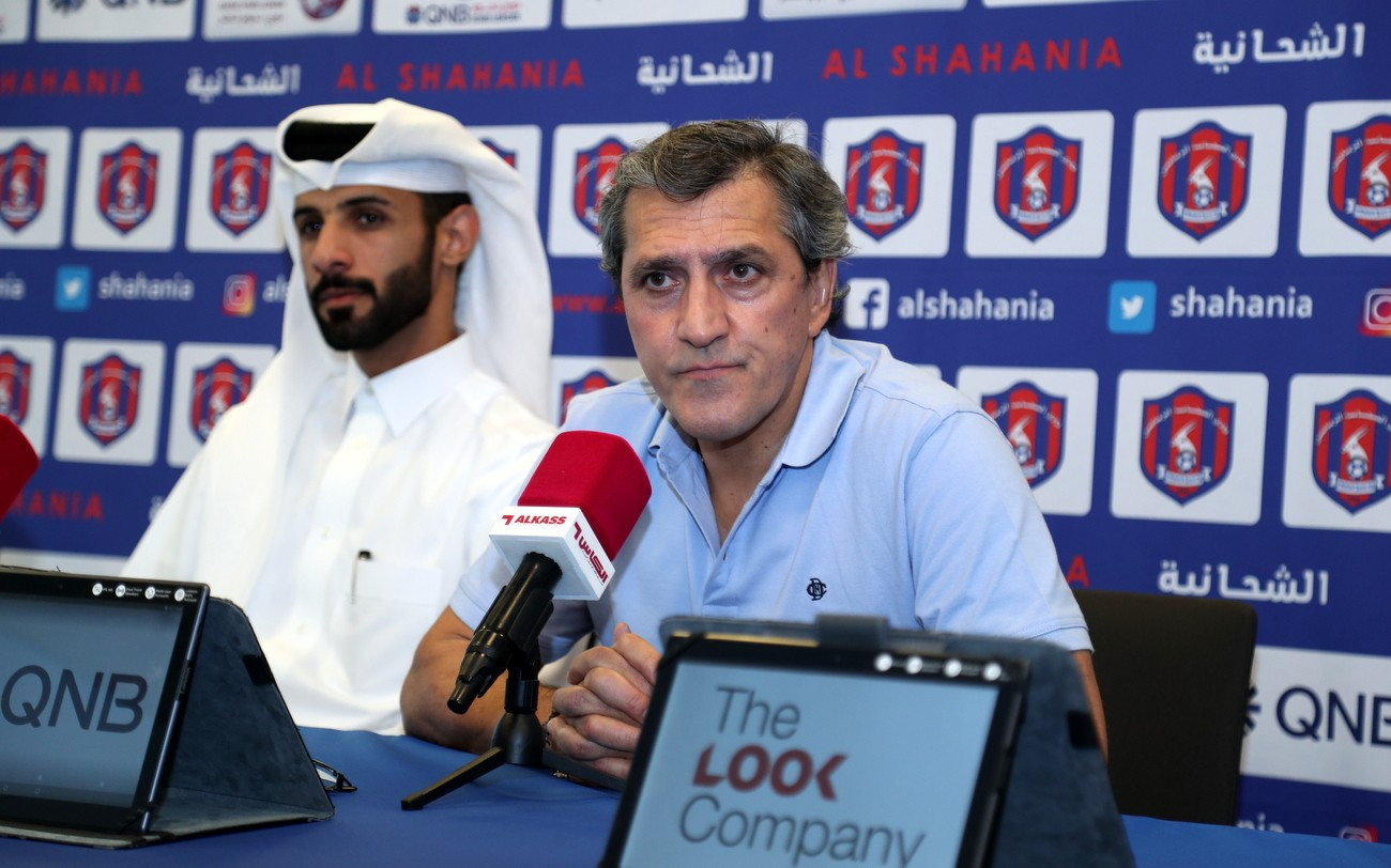 We'll try to win against Al Sadd: Al Shahania coach Murcia