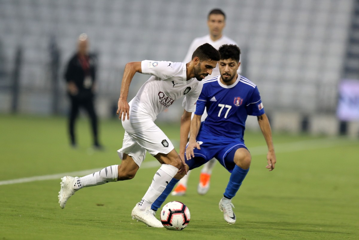 QNB Stars League Week 4 — Al Sadd 4 Al Shahania 0