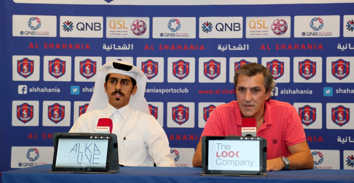 We have been working to collect full points: Al Shahania coach Murcia