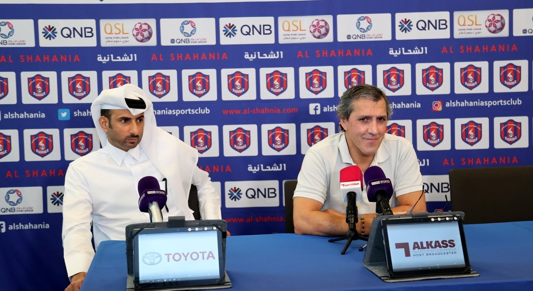 We will try our best against Al Arabi: Al Shahania coach Murcia