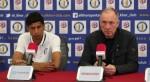 Round 23 Pre Match Press Conference Al Khor vs Al Arabi
