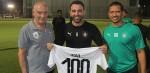Al-Sadd honour Xavi on reaching landmark 100th game