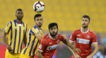 QNB Stars League Week 8 — Al Gharafa 3 Al Arabi 0