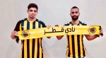 Qatar SC sign Alaeddin, extend Osama deal