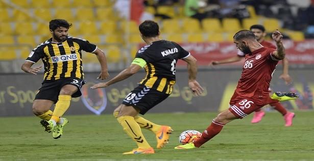 Al Arabi purr to victory with four goal demolition of Qatar Sports Club