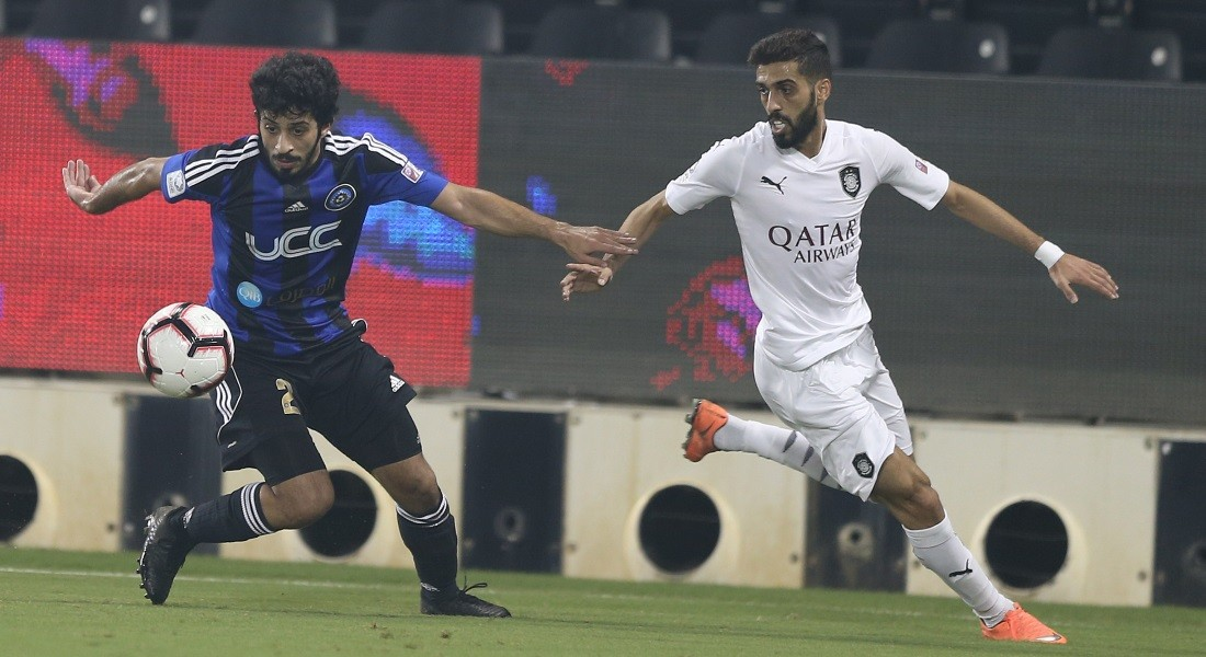 QNB Stars League Week 8 — Al Sadd 1 Al Sailiya 1