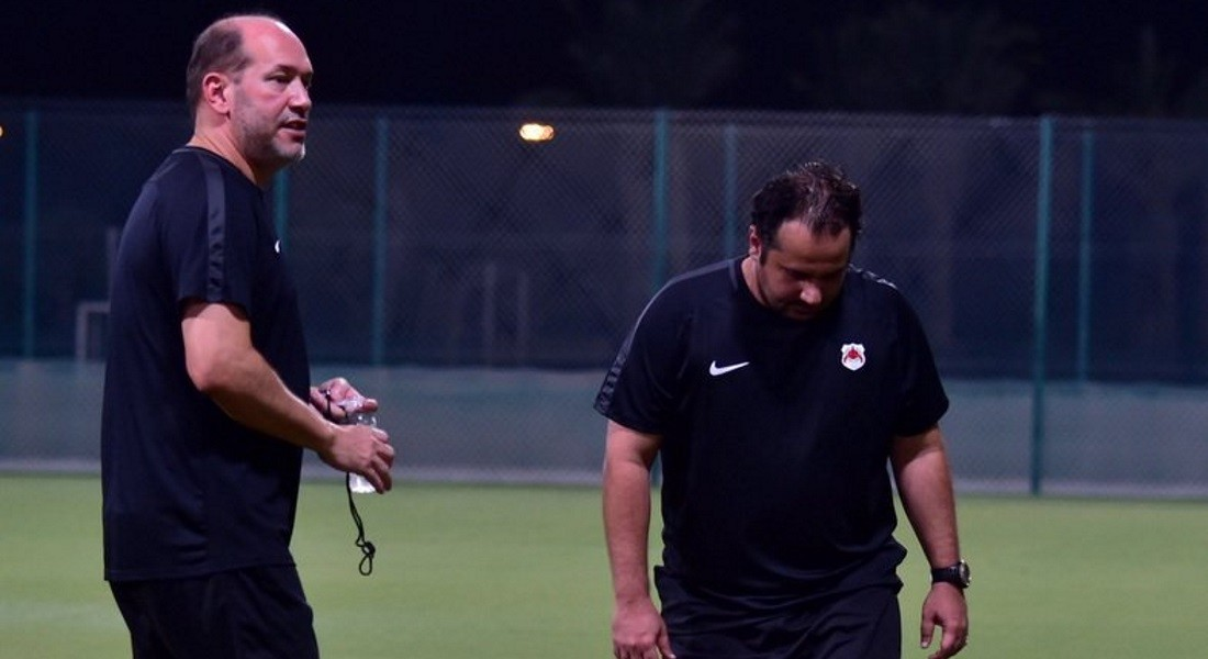 Al Rayyan replace Rodolfo with U-23 coach Souza