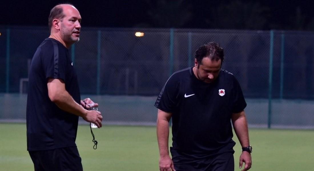 Al Rayyan replace Rodolfo with U-23 coach Souza
