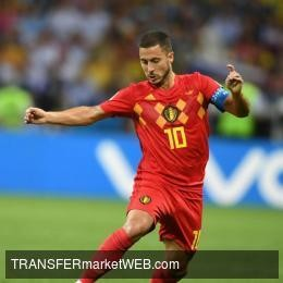 CHELSEA - Hazard rules out Real Madrid transfer in January