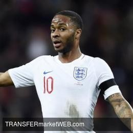 REAL MADRID still beholding Raheem STERLING