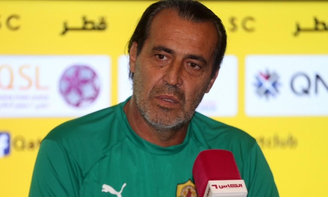I'm confident we'll put up a strong showing against Umm Salal: Qatar SC coach Batista