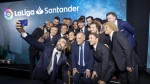 Eto'o, Xabi Prieto, Aintzane Encinas, Baptista, Luis Garcia and Valderrama unveiled as the latest LaLiga Ambassadors