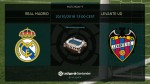 Real Madrid out for goals against Levante