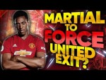 BREAKING: Anthony Martial REJECTS Manchester United's New Contract! | #VFN