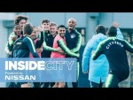 JOHN STONES RACES AGAINST ARO MURIC IN TRAINING | INSIDE CITY 313