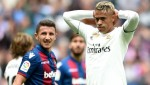 Misfiring Real Madrid  Set Unwanted Club Record After La Liga Defeat Against Levante