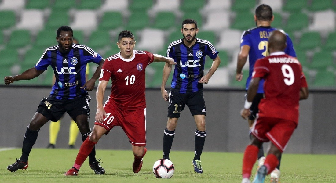 QNB Stars League Week 9 — Al Sailiya 1 Al Shahania 3