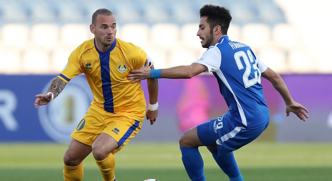 QNB Stars League Week 10 — Al Gharafa vs Al Khor