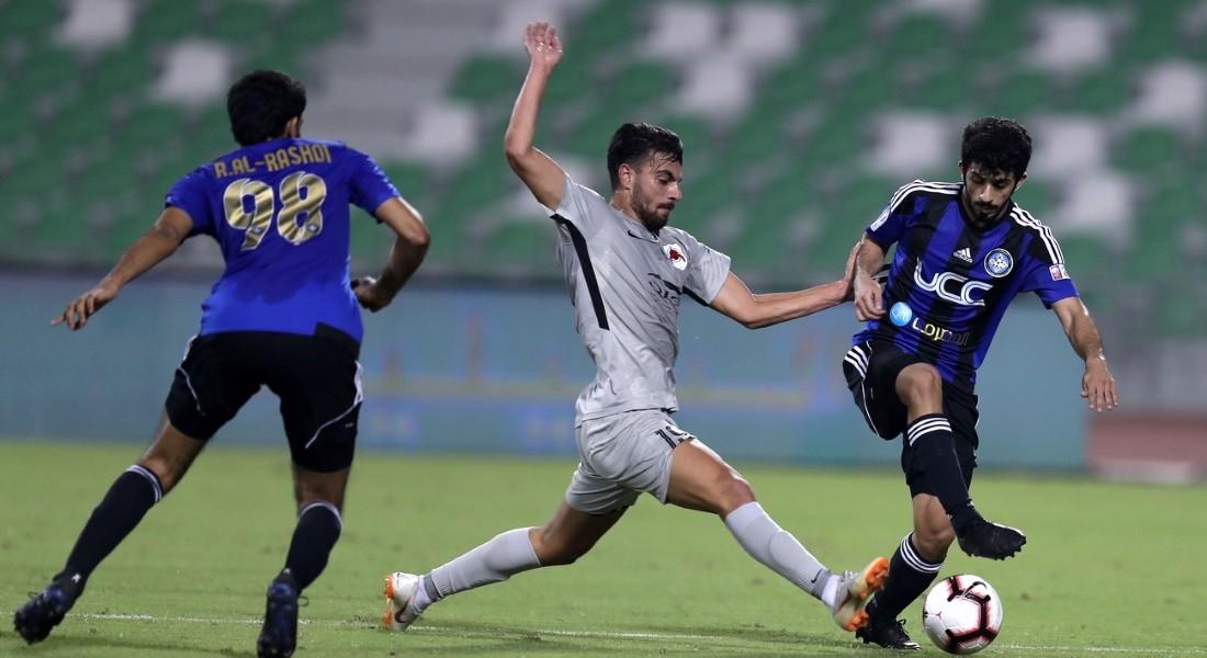 QNB Stars League Week 10 — Al Sailiya 1 Al Rayyan 2