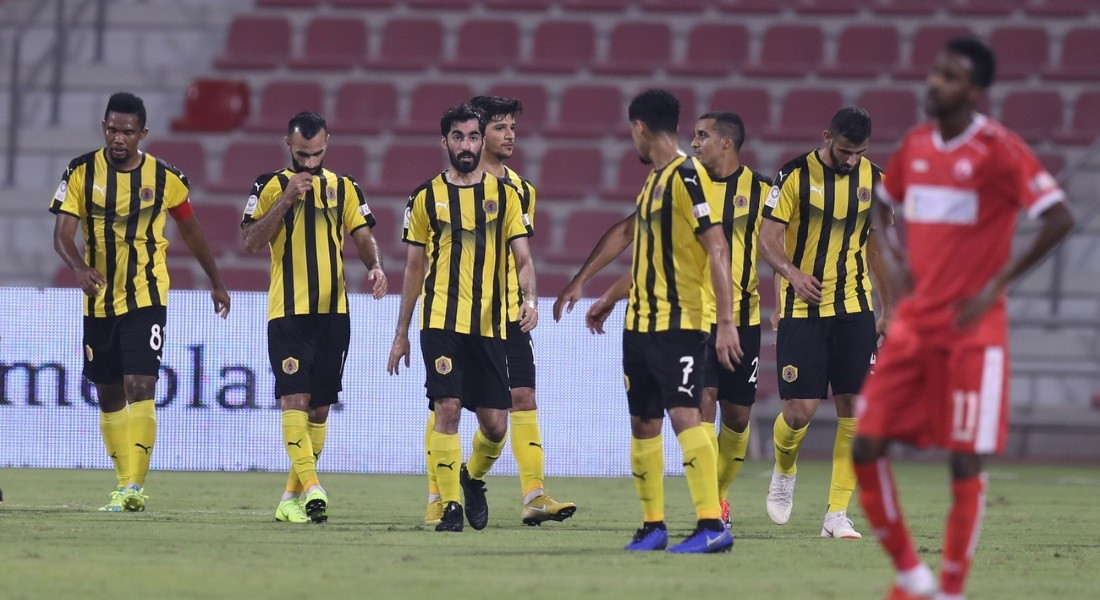 QNB Stars League Week 10 — Al Arabi 0 Qatar SC 1