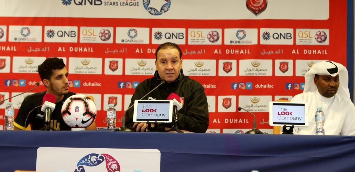Our goal is to beat Al Sailiya: Al Duhail coach Maaloul