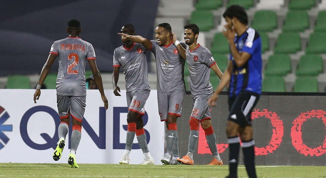 QNB Stars League — Al Sailiya 0 Al Duhail 1