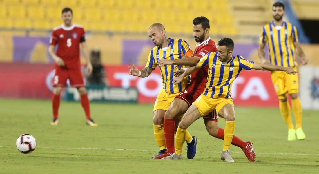 QNB Stars League Week 11 — Al Gharafa 0-0 Al Shahania