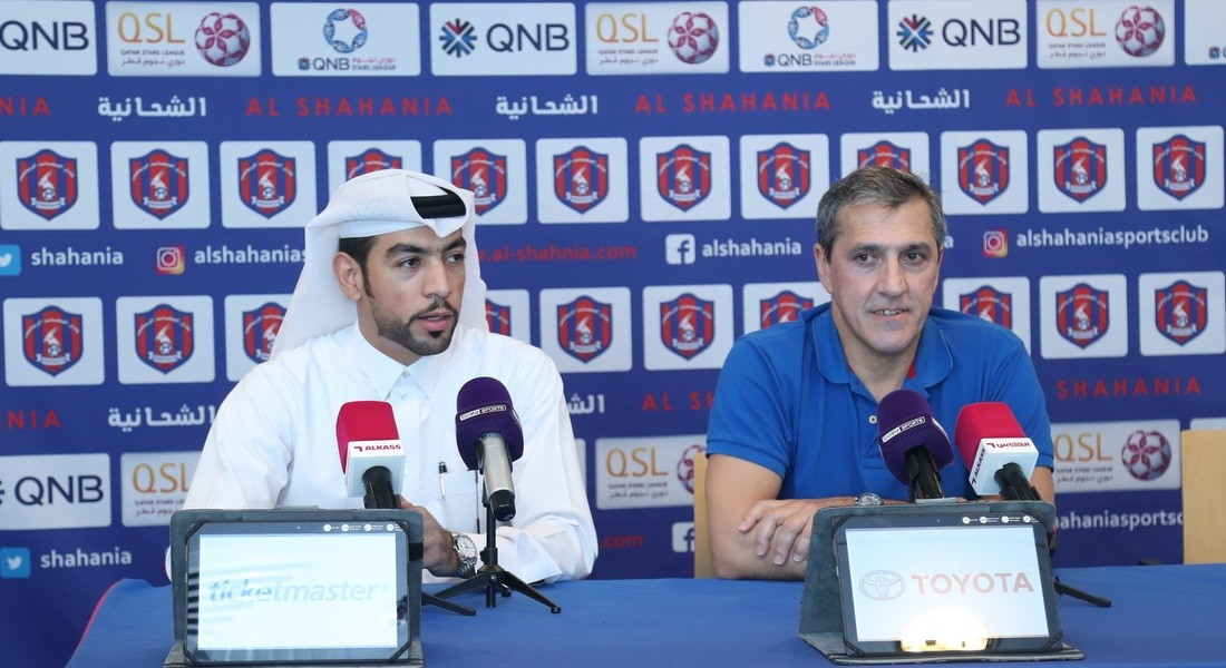 Tough match awaits us: Al Shahania coach Murcia