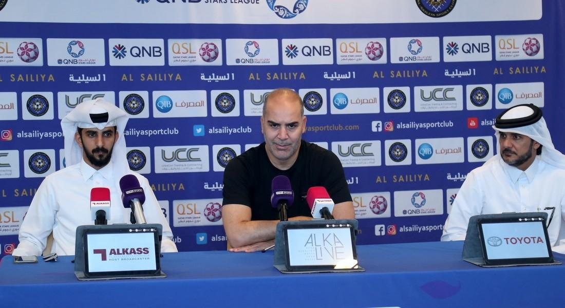 We will keep working hard to stay in top four: Al Sailiya coach Trabelsi