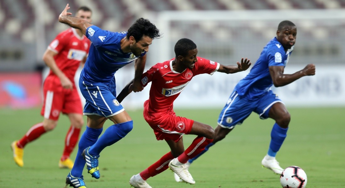 QNB Stars League Week 12 — Al Khor vs Al Arabi