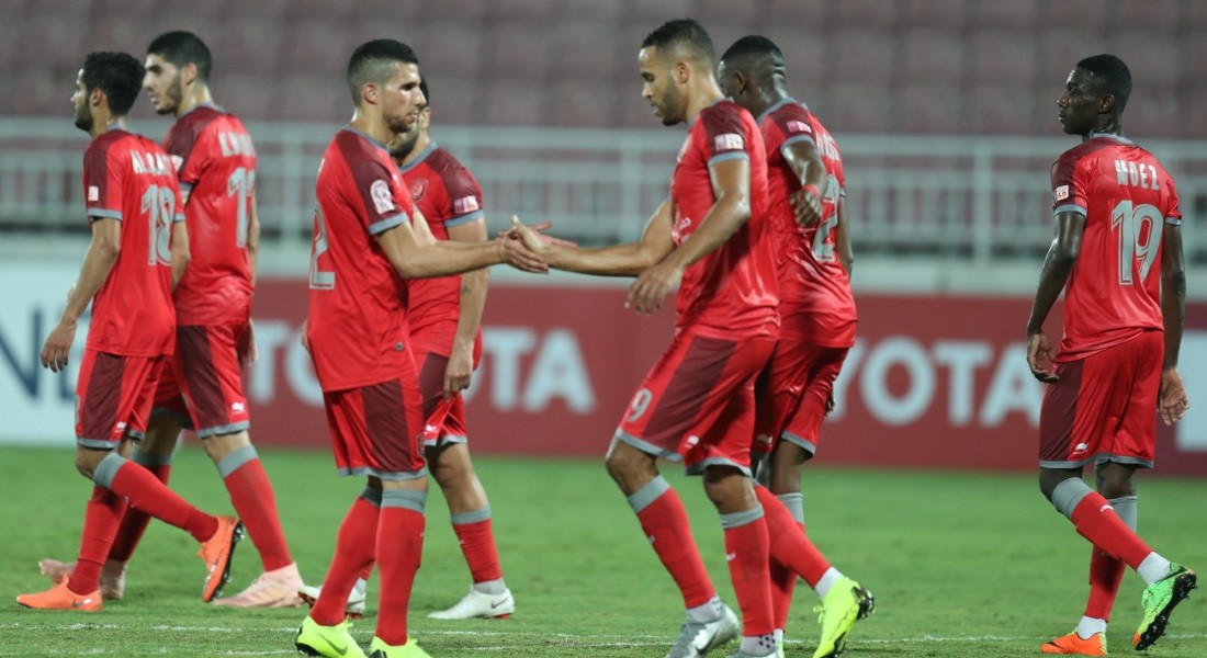 QNB Stars League Week 12 — Al Duhail 5 Al Shahania 1