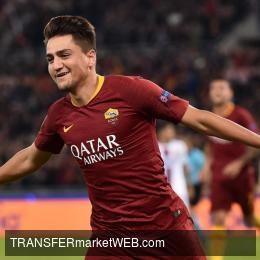 AS ROMA - Premier League clubs hot for Cengiz UNDER