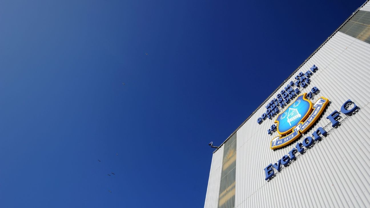 Everton fined, given two-year ban from signing certain academy players