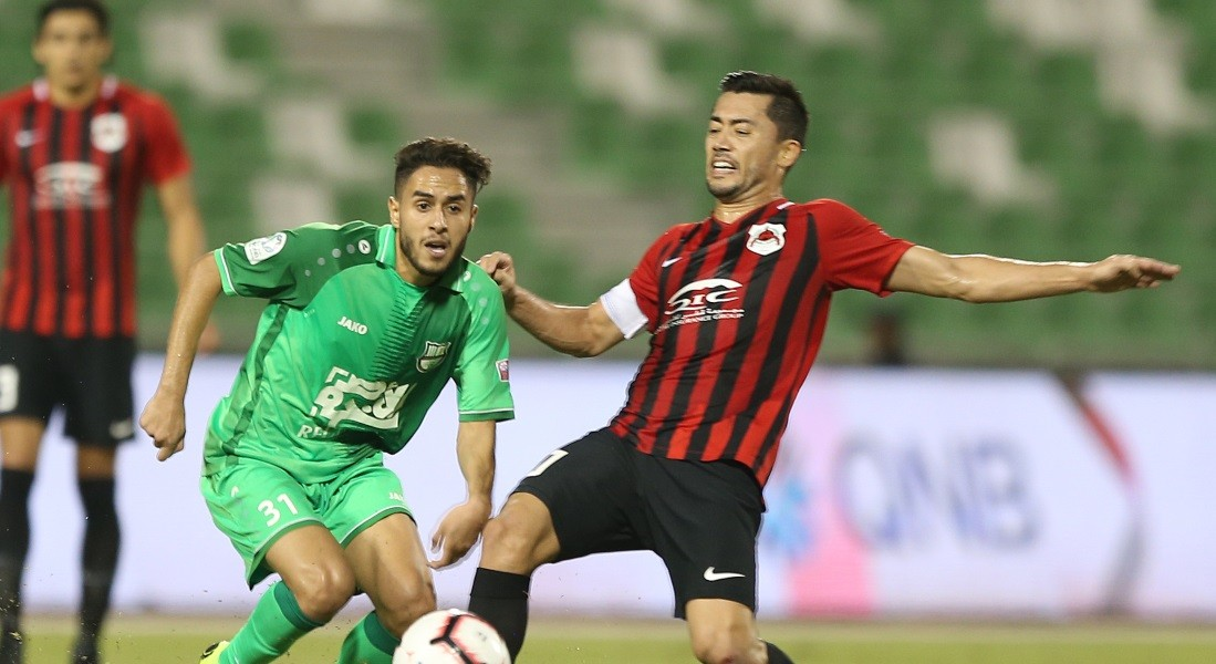 QNB Stars League Week 12 — Al Ahli 1 Al Rayyan 1